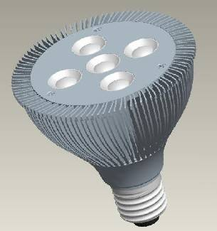 大功率led光源15w射灯
