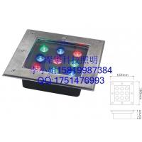 LED大功率地埋灯