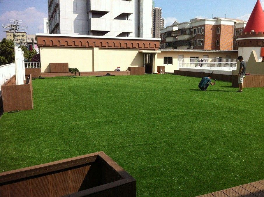 优质庭院人造草坪 塑料草坪 人工草皮 高清图片