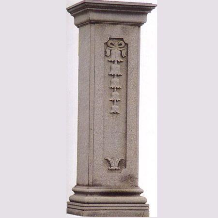 欧式大理石方柱子