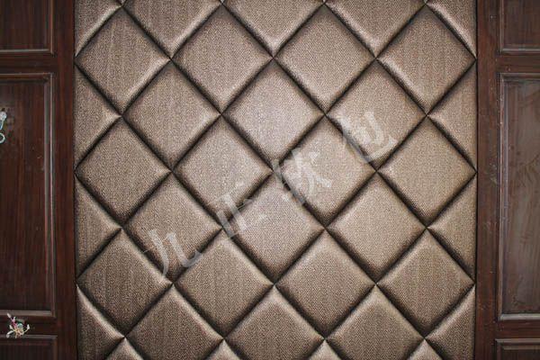 中式臥室菱形軟包 - 成功案例 - 西安星圖軟包 軟包