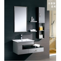 不锈钢浴室柜