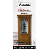 实木复合门-新古典主义-黑龙江圣丰伟业