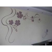 合浦灵山液体墙纸新型墙艺涂料防潮防霉