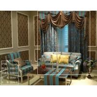 长沙窗帘布艺|长沙室内软装设计|千吉软装