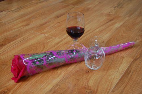 1158碧浪黄沙-红酒杯2