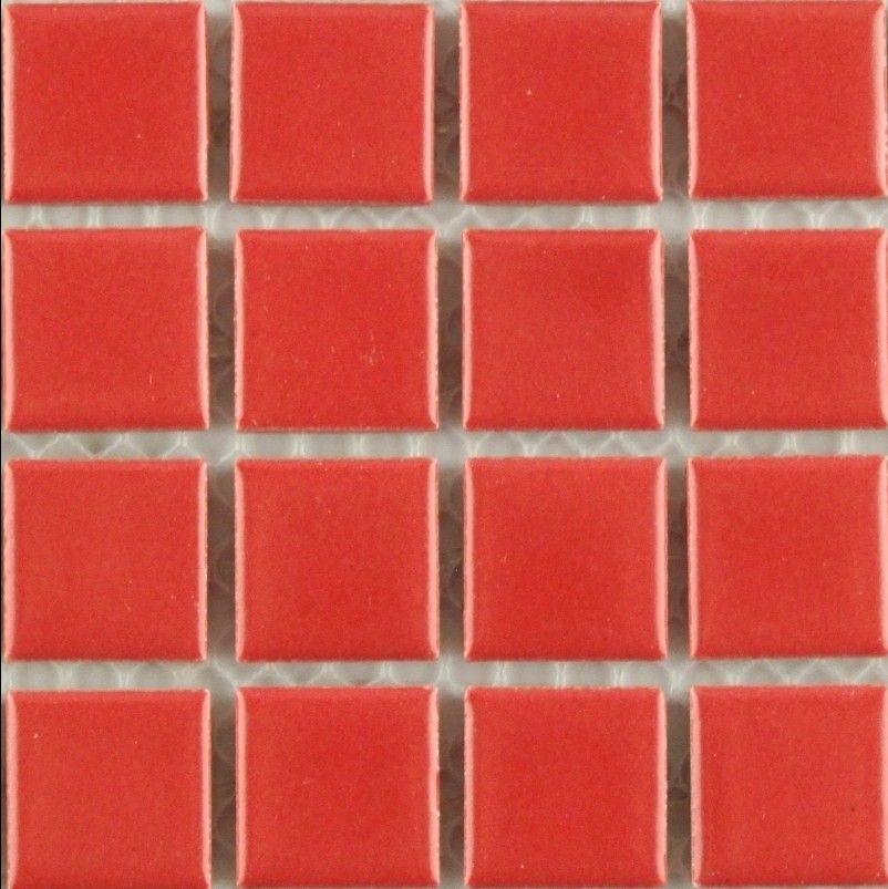 红色广场砖贴图素材