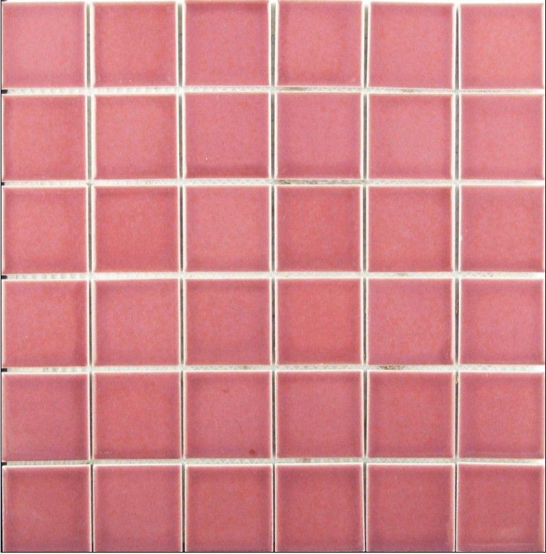 粉红色卧室砖