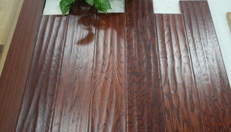 手抓纹实木复合地板