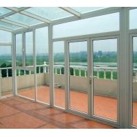 昆山封装阳台铝合金窗