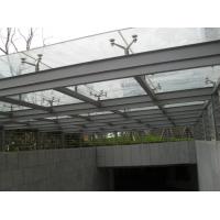 昆山高品质车棚雨棚