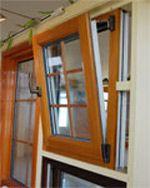供应昆山铝木复合门窗