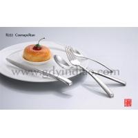 广州银貂R222# Cosmapolitan不锈钢刀叉勺