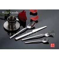 R333 Yayoda出口外贸精锻西餐刀叉勺 不锈钢餐具