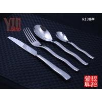 【银貂】R138系列出口高级不锈钢西餐刀叉