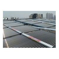 上海太阳能热水器厂家之工程太阳能热水器的光伏发电明细