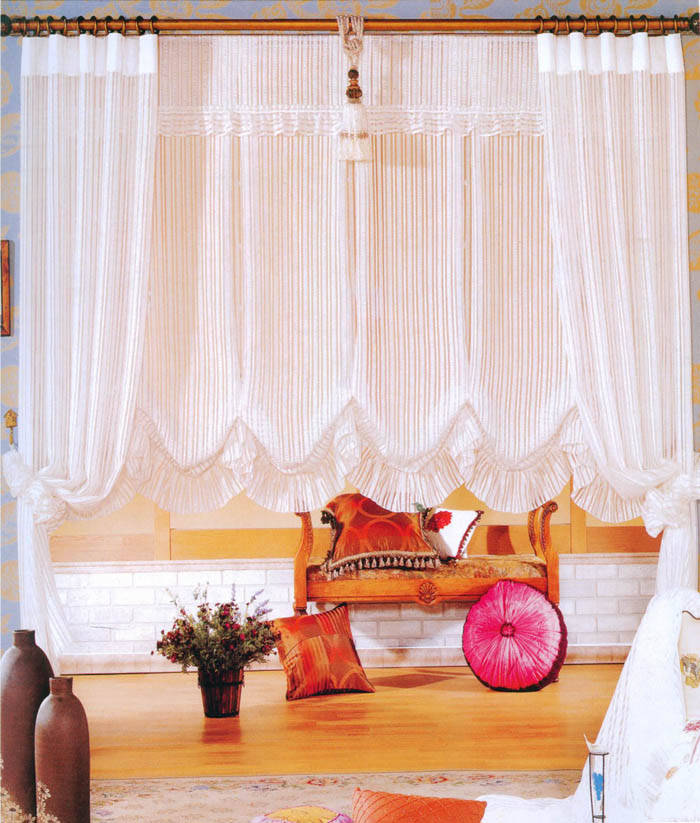 上海酒店窗帘订做上门安装