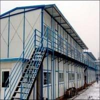 青岛彩钢板房。青岛彩钢框架房