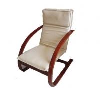 汇美居儿童休闲椅实木儿童摇摇椅实木休闲椅