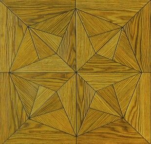 地板砖与墙角线效果图