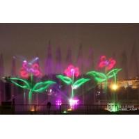 镭士兰水舞秀,激光灯,激光水体艺术,激光水秀