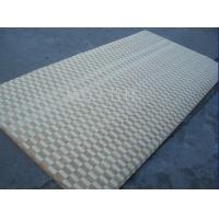 竹席,手工编织竹皮,装饰竹材料,编织竹装饰板