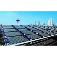 天普太陽能熱水工程