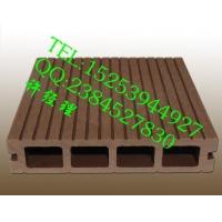 户外地板知名厂家茗馨塑木户外地板