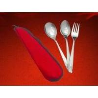 不锈钢餐具/不锈钢袋装餐具/揭阳美可盛餐具