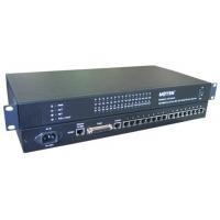 10/100M TCP/IP到十六口RS-232串口服务器
