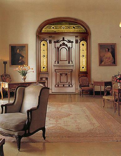 德国欧式别墅大门产品图片