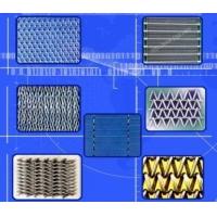北京加工定做各种不锈钢输送带,金属网带