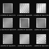 北京加工定做圆孔网,洞洞板,冲孔板