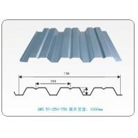建筑1025型壓型鋼板915型樓板 600型壓型彩鋼板廠家