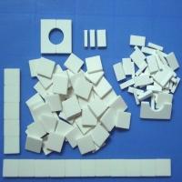 耐磨陶瓷片 刚玉片 氧化铝马赛克 耐磨片