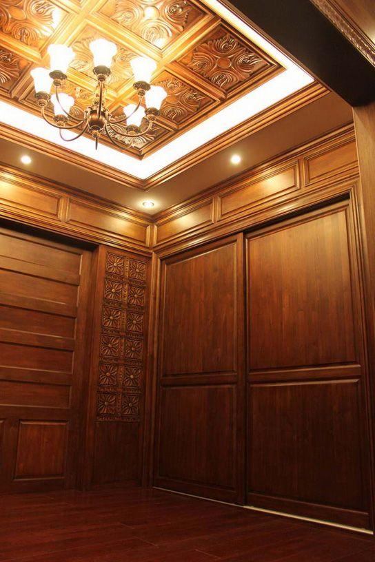 实木护墙板 - 产品库