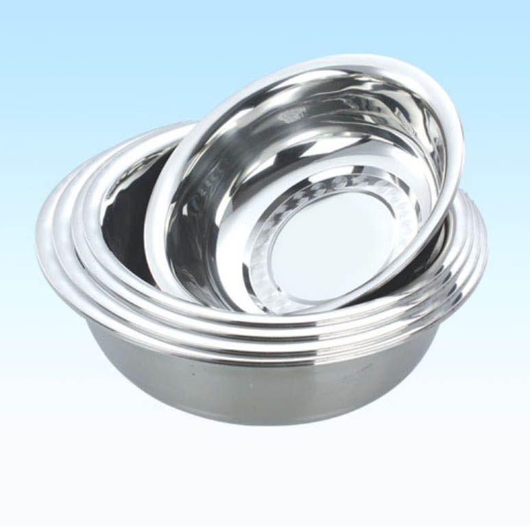 不锈钢洗脸盆 面盆 无磁加厚型,质量可靠