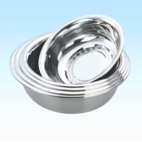 不锈钢洗脸盆/面盆 无磁加厚型,质量可靠