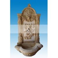 大理石壁喷泉 石雕壁泉 壁喷泉