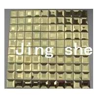 JSM001金色水钻马赛克