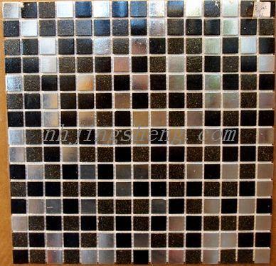 金箔玻璃马赛克JSM267