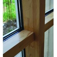 太原最好的高档实木门窗推荐德国墨瑟木索系统阳光房