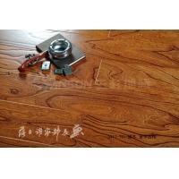 三杉地板(多层实木)—YS1榆木*金宇古柏
