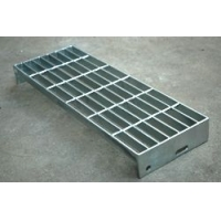 热镀锌钢格板|踏步板|钢格板|格栅板