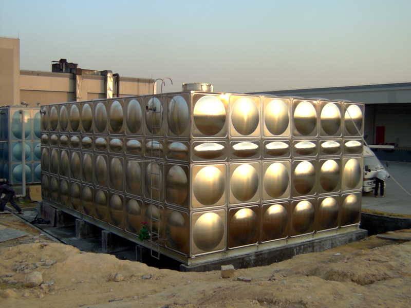 广州SUS304不锈钢组合水箱
