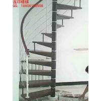 天津楼梯|家用楼梯|别墅实木楼梯