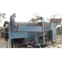 移動選金設備|100型砂金采集機械|移動旱地選金機械