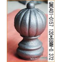 铁艺配件生铁铸造类QM0401-0157护栏柱头