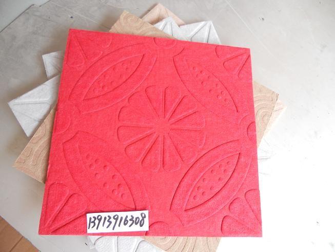 纤维吸音板规格聚酯纤维吸音板纤维吸音板价格纤维吸音板