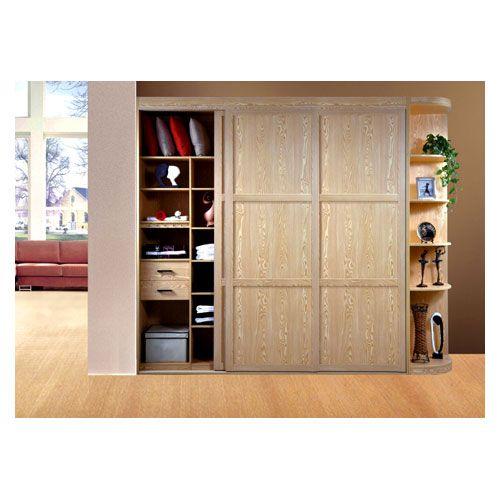 现代时尚滑门 E1级滑门衣柜4